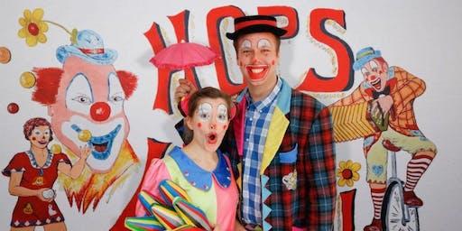 Hops & Hopsi Kinderprogramm