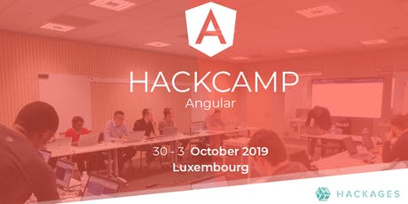 HackCamp - Angular billets
