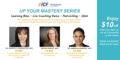 """""""Up Your Mastery"""" Series"""