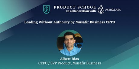 Leading Without Authority by Musafir Business CPTO tickets