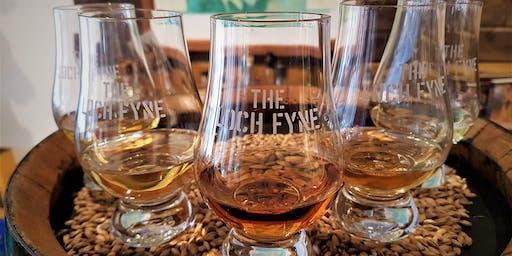 Fringe Whisky Tastings - Loch Fyne Whiskies - Mon 26th Aug - 2pm