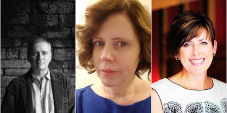 Finding the Words with Robbie Frazer, Jayne Shipley and Sarah Wimbush tickets