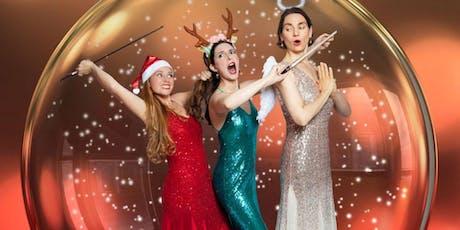 Les Troizettes - Ein Trio wider Willen Tickets