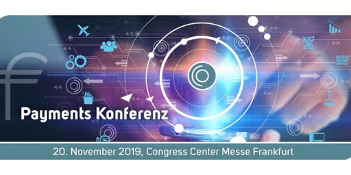 EURO FINANCE WEEK - Payments Konferenz - 20 November 2019