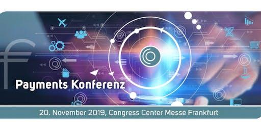 EURO FINANCE WEEK - Payments Konferenz - 20 November 2019