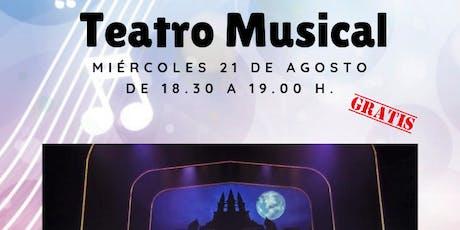 Masterclass de Teatro Musical tickets