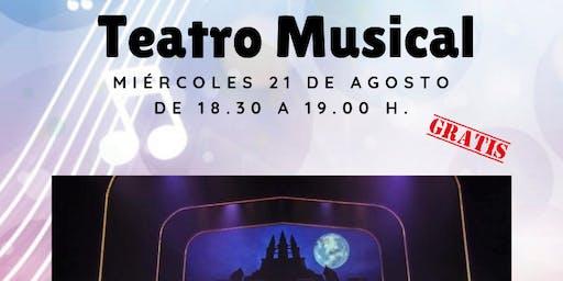 Masterclass de Teatro Musical