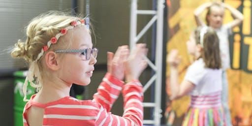 Lezione di prova gratuita corso : Teatro (6-8 anni)