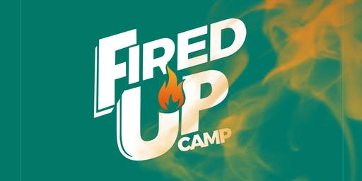 FIRED-UP CAMPMEETING