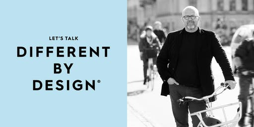 Different by Design introduces Klaus Bondam