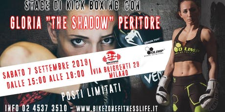 Kick Boxing con Gloria Peritore tickets