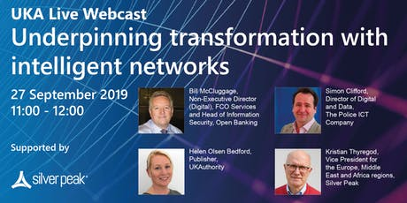 Underpinning transformation with intelligent networks tickets