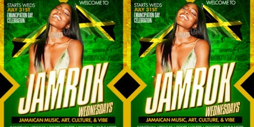 WOKE Wednesdays | A Night of Jamaican Music, Art & Culture