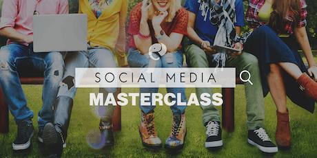 Social Media Masterclass (Half Day) tickets