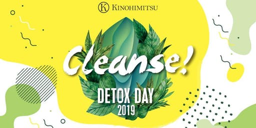 Kinohimitsu Detox Day 2019