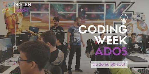 MolenGeek Coding Week [Spécial Ados]