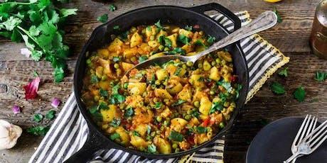 Cuisinons à l'indienne  billets