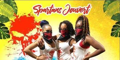 Spartans Jouvert presents Punishers