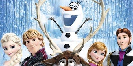 Bishops Stortford Open Air Cinema: Frozen tickets