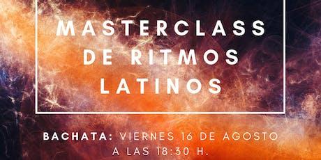 Masterclass de Salsa tickets
