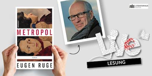 LESUNG: Eugen Ruge
