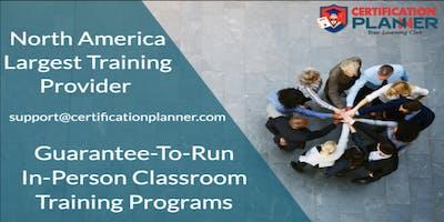 Certified Associate in Project Management(CAPM) Classroom Training in Honolulu