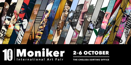 Moniker Art Fair tickets