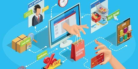 """Corso """"Business2Consumer: vendere con Amazon, Alibaba, Etsy e Ebay"""" - 8 ore biglietti"""
