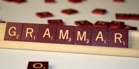 Grammar Clinic biglietti