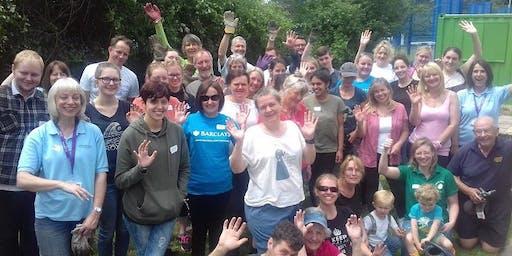 Autumn Team Volunteering Day: Conservation in Bordon!
