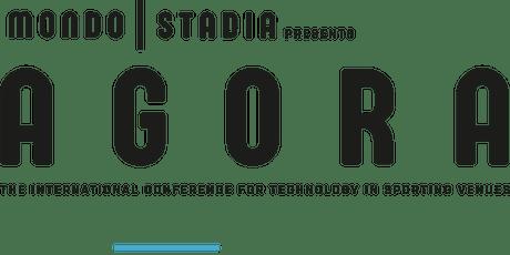 MONDO | STADIA presents AGORA 2020 tickets