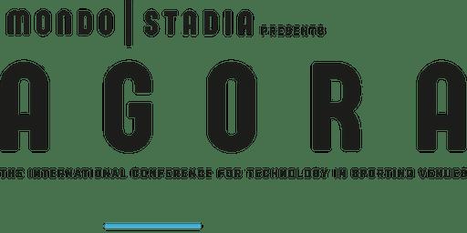 MONDO | STADIA presents AGORA 2020