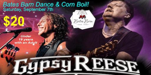 Bates Barn Dance & Corn Boil with Gypsy Reese