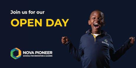 Nova Pioneer Open Day - Ruimsig tickets