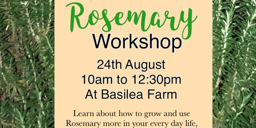 Rosemary Workshop,