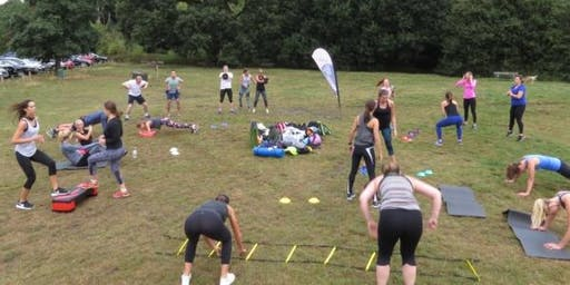 Women's Outdoor Bootcamp Workout Series. RSVP now!