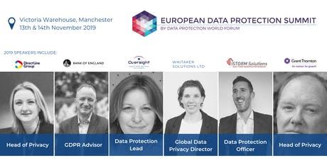 European Data Protection Summit tickets