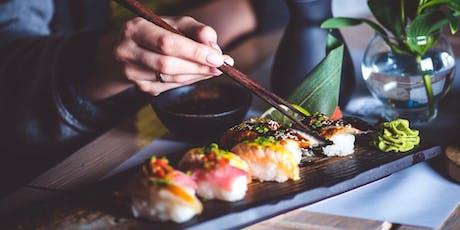 Japanese Tasting Evening tickets