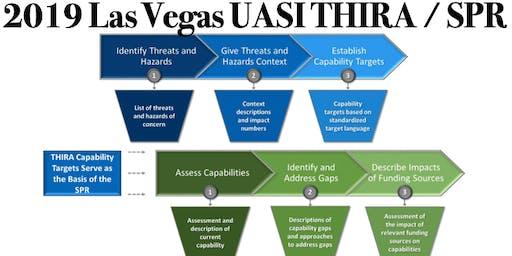 Las Vegas Urban Area Security Initiative (UASI) 2019 THIRA &SPR Workshops