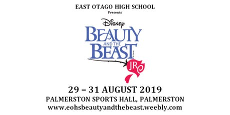 """EOHS present """"Beauty And The Beast Jr"""" tickets"""
