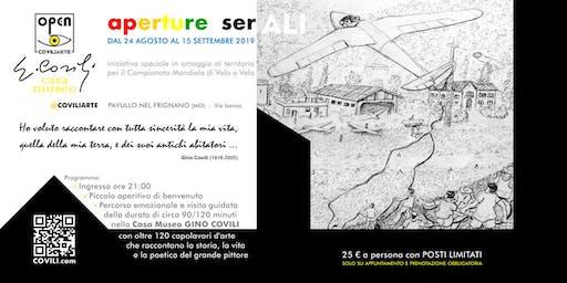 Aperture SerALI > Casa Museo Covili