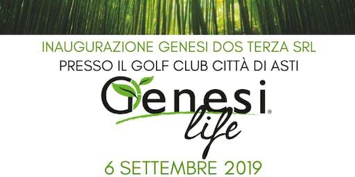 Inaugurazione Bambuseto Genesi Dos Terza Srl