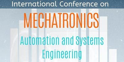 Mechatronics, Automation and Systems Engineering