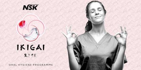 NSK Ikigai - Oral Hygiene Programme tickets