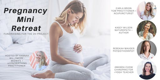 Pregnancy + Postnatal Mini Retreat