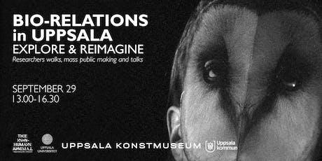 Bio-relationer i Uppsala / Bio-relations in Uppsala  tickets