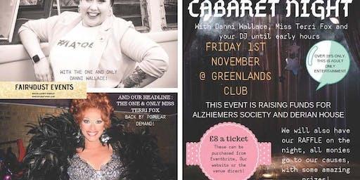 Cabaret Evening @ Greenlands!