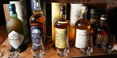 Dewars Single Malt Whiskey Tasting tickets