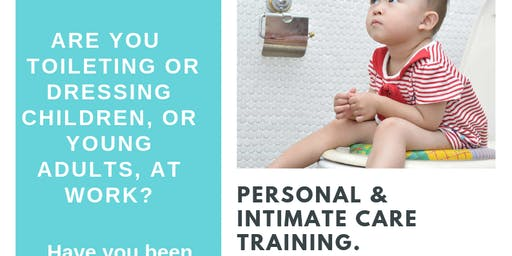 Personal and Intimate Care in Schools and Nurseries