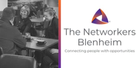 The Networkers Blenheim 9.30am tickets